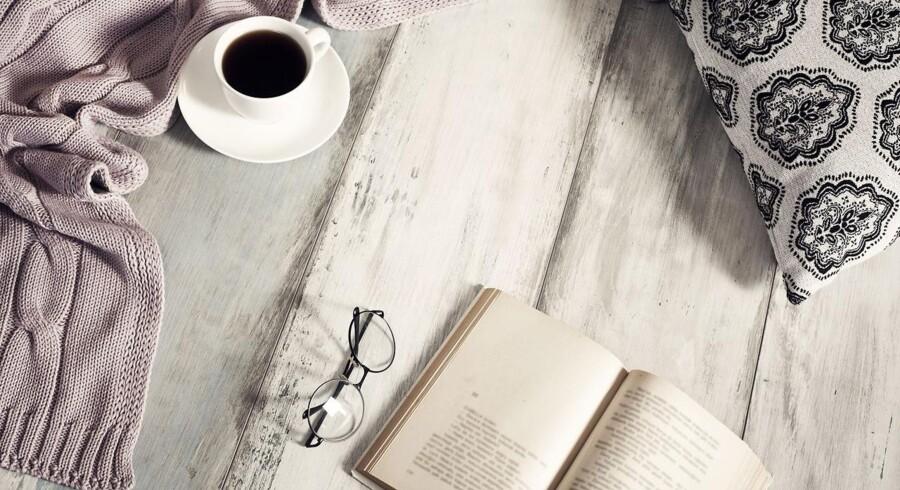 Berlingske har været fem af de populære hyggebøger igennem. Læs vores anbefalinger her.