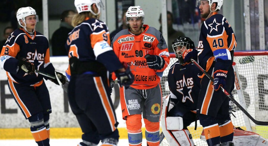 Pressebillede fra Danmarks Ishockey Union