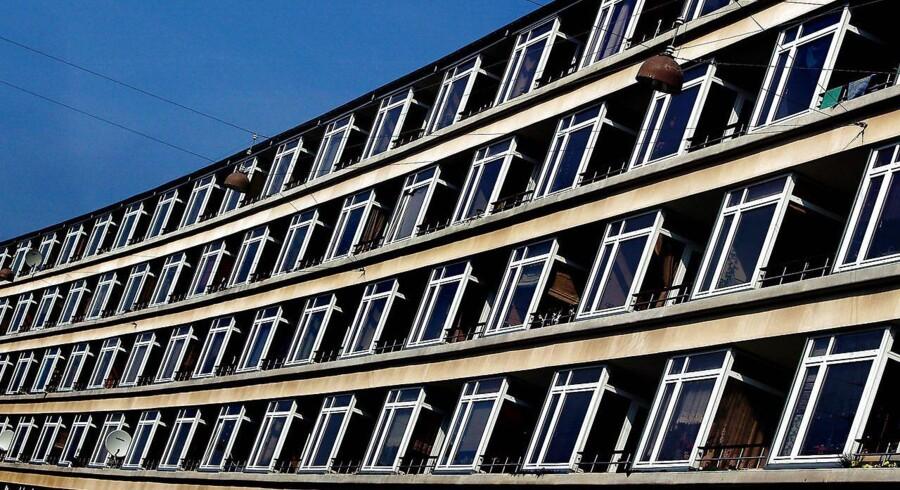 Bispeparken i Københavns Nordvest-kvarter var Skandinaviens største boligbebyggelse, da den blev opført i 1940'erne. Indtil 2015 fremgik den på den såkaldte ghettoliste.