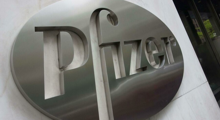 Pfizer er tæt på en aftale om køb af det amerikanske biotekselskab Medivation