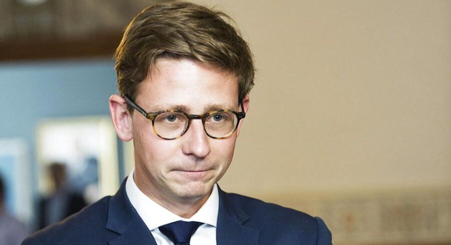 Skatteminister Karten Lauritzen (V) har sat sine folk på at undersøge endnu sag om skattefusk.