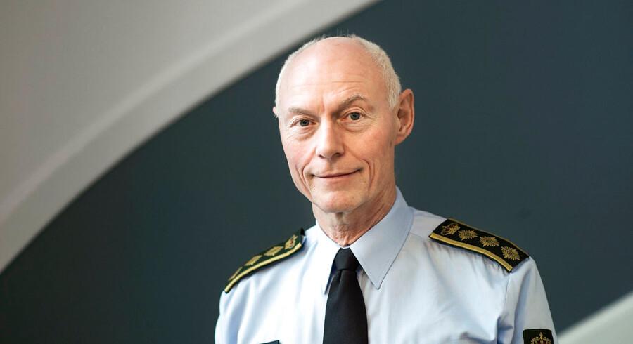Rigspolitichef Jens Henrik Højbjerg.