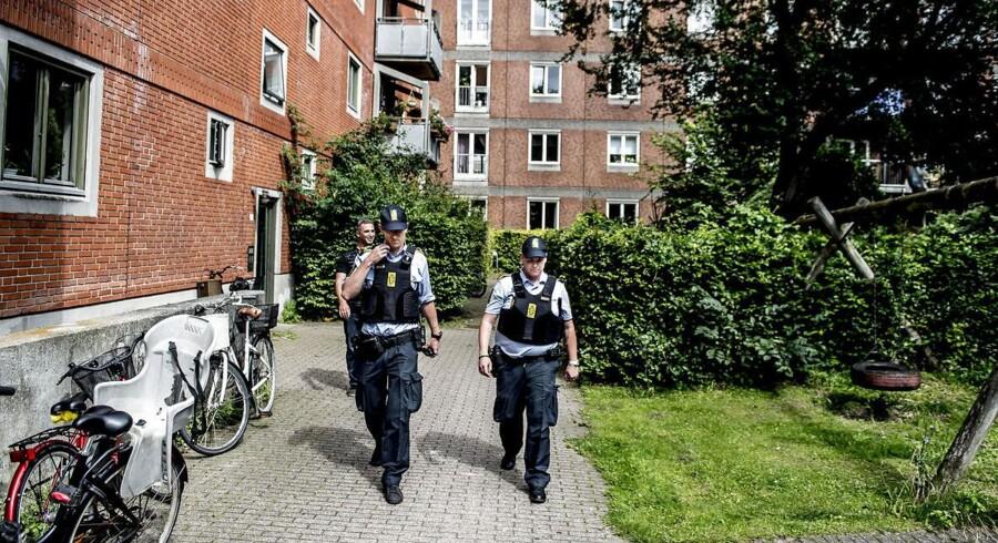 Regeringens udspil om ungdomskriminalitet er en reaktion på ikke mindst bandekonflikten på Nørrebro i København.