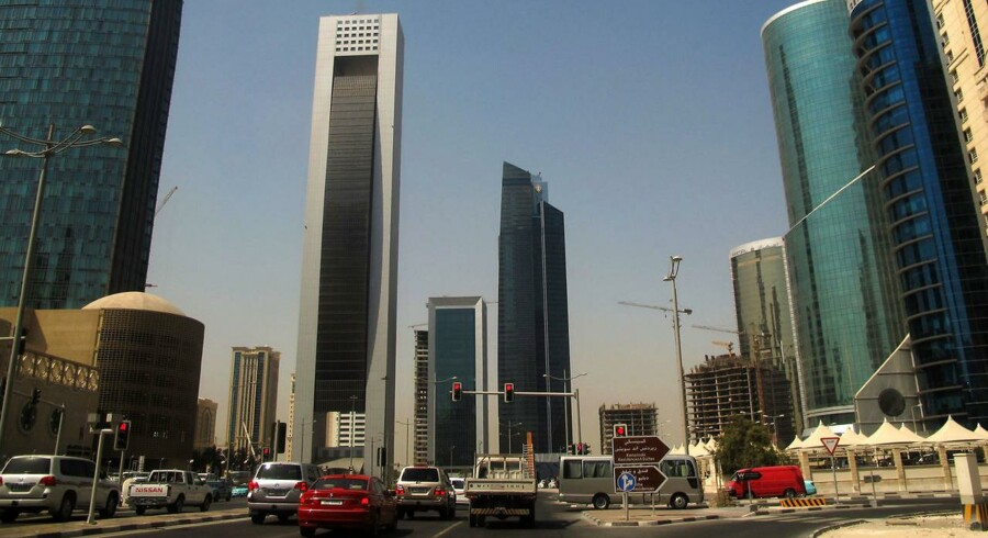 ARKIVFOTO: Qatars hovedstad Doha