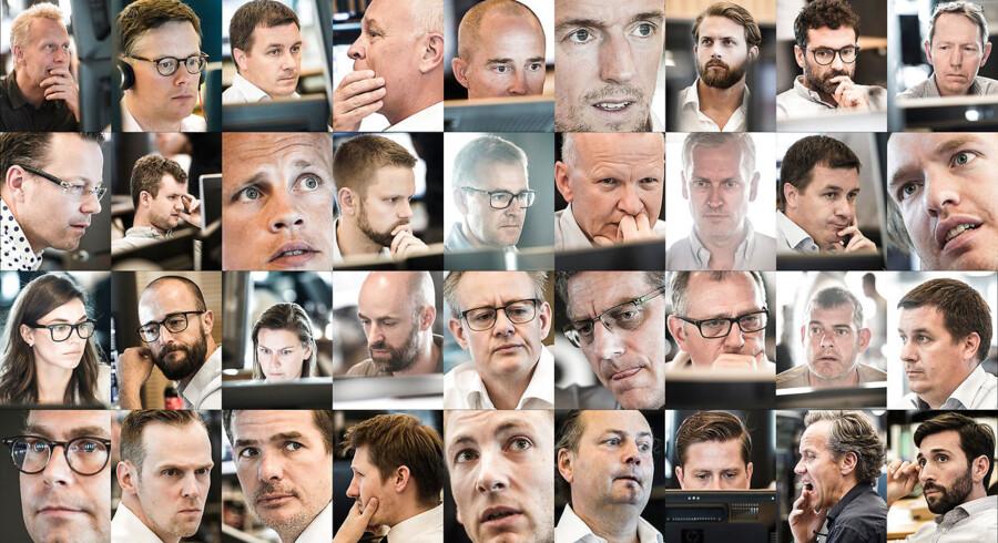 Briternes exit fra EU gav travelhed blandt tradere og analytikere ved Nordea markets i København.