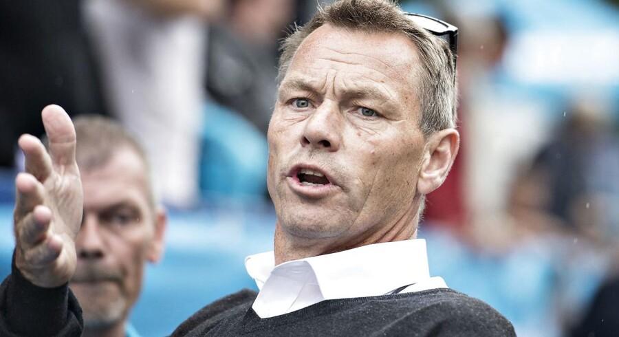 Løbsdirektør, Jesper Worre efter 1. etape.