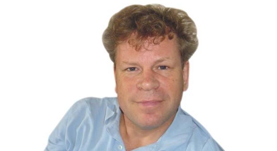 Peter Østergaard, tandlæge Formand for Bisserne – De Hjemløses Tandklinik