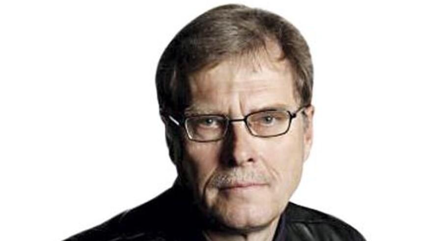 Steffen Heiberg Fhv. forskningschef, forfatter til »Enhjørningen Corfitz Ulfeldt«