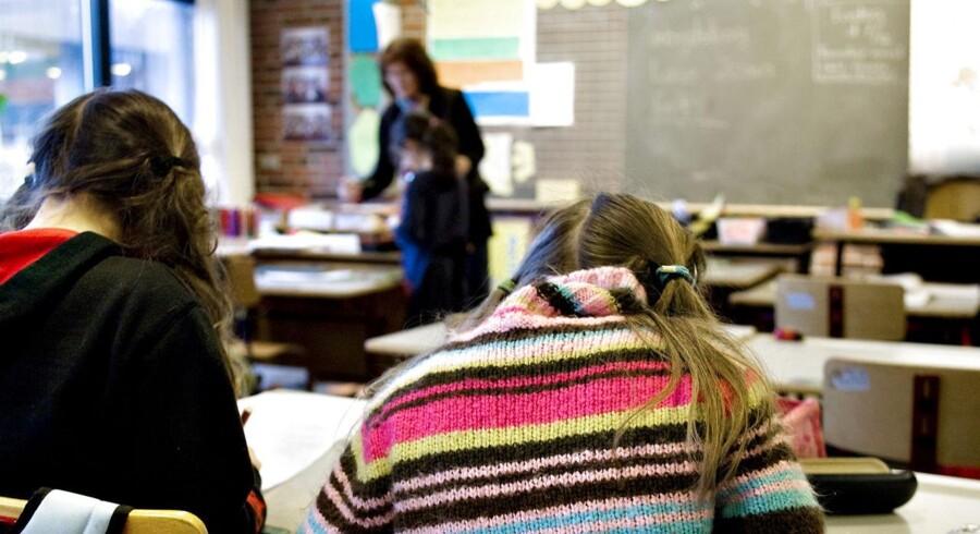 »For den enkelte lærer ligger der en stor udfordring i at opbygge inkluderende læringsmiljøer, der favner alle børn.«