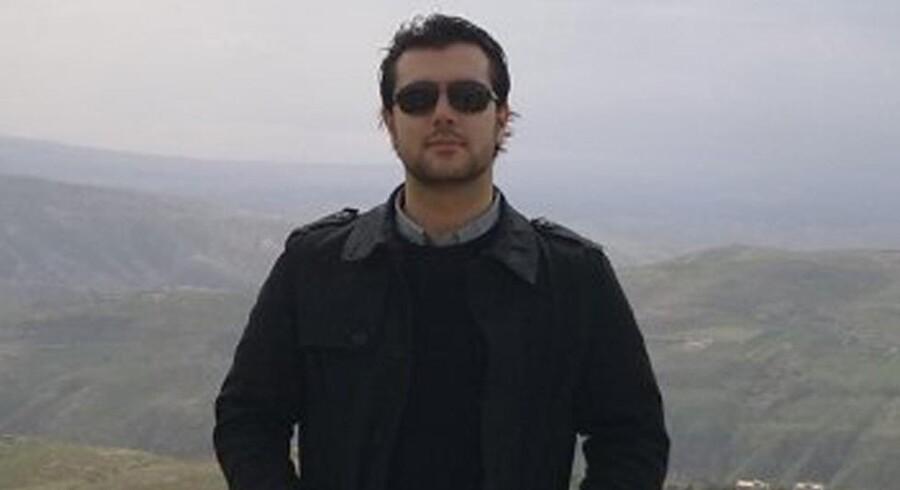 Den svenske terrorist Taymour Abdel Wahab, der sprængte sit selv i luften i Stockholm.