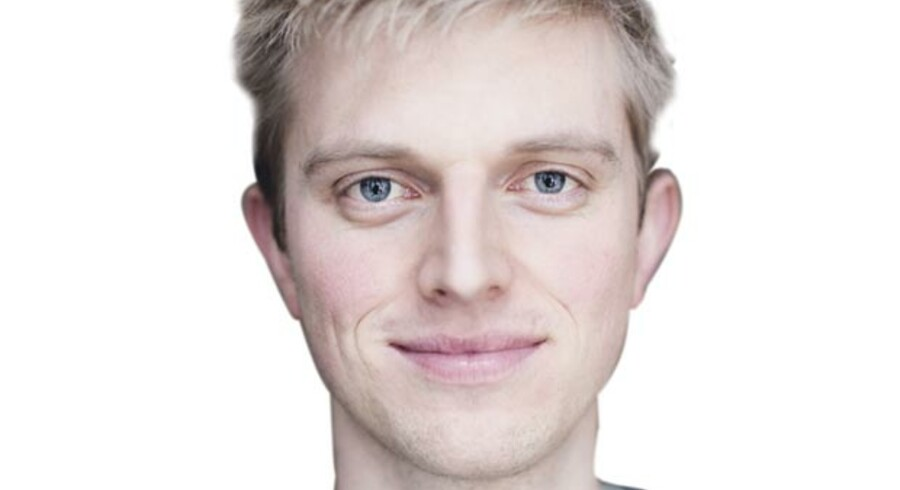Mikkel Zeuthen, formand for Danske Studerendes Fællesråd