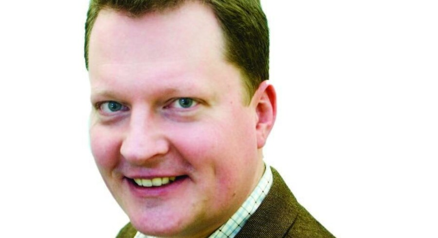 Jesper Beinov, nyhedsredaktør, daglig leder, Debat