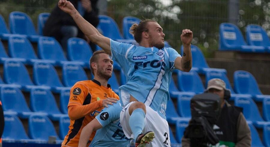 Lørdag sikrede Randers sig ét point mod Sønderjyske.