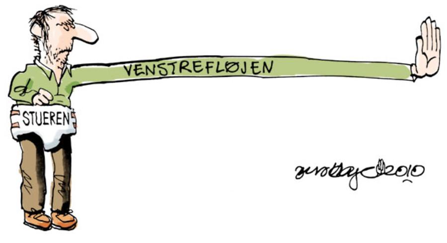 Tegning: Jens Hage