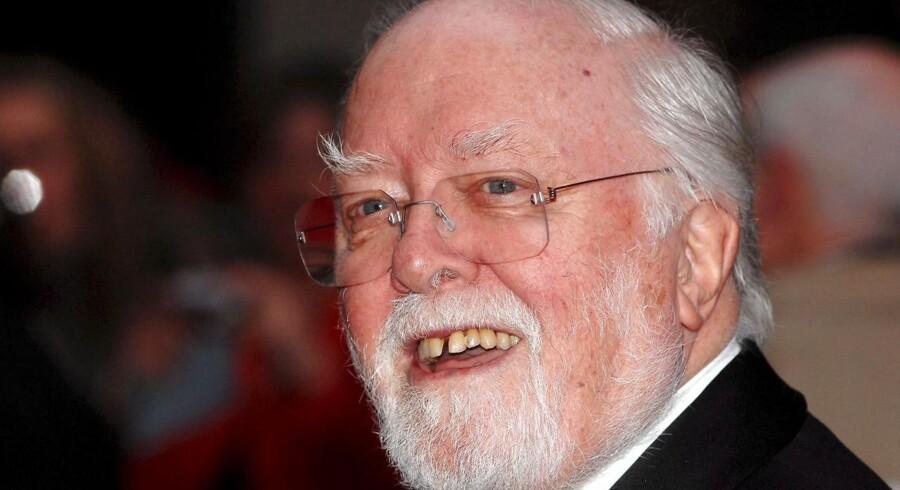 Skuespilleren og instruktøren Richard Attenborough døde søndag i en alder af 90 år.
