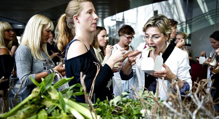 Der er masser af spændende mad at gå om bord i på festivalen Copenhagen Cooking.