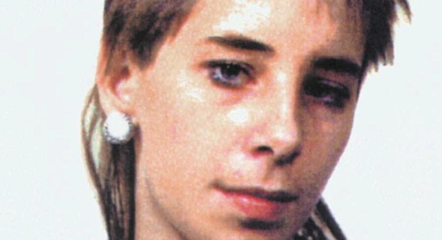 Portraetfoto af den 22-årige Betina Christensen, som er blevet identificeret som den kvinde, der blev fundet i en brønd ved kødbyen i 1997.