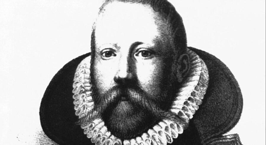 Tycho Brahe har ligget begravet i Týnkirken i Prag siden 1601