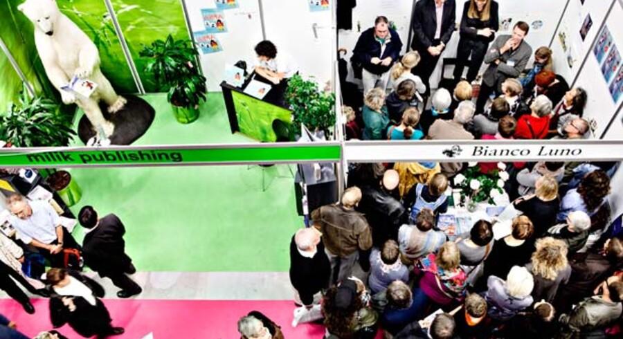 26.000 har besøgt BogForum i de tre dage, messen varede, og flere af forlagene på messen beretter også om et stigende salg, hvilket tegner godt for branchen op til den kommende julehandel.