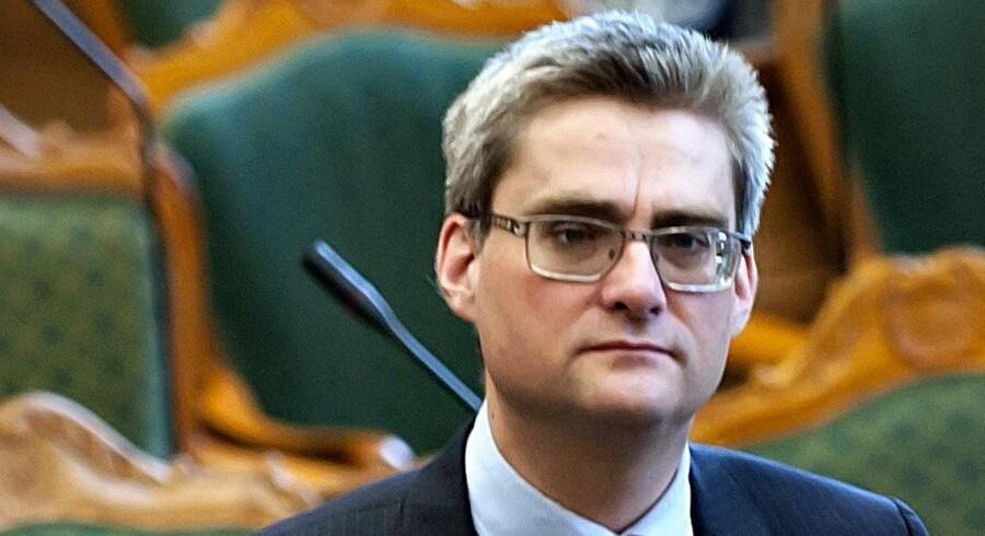 Udviklingsminister Søren Pind (V).