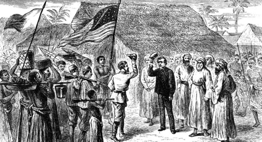 Henry Stanleys møde med David Linvingstone, der blev udødeliggjort med sætningen »Doktor Livingstone, formoder jeg?«, var århundredets journalistiske scoop. Det fik stor betydning for samtiden og udforskningen af Afrika. Stanleys bog om mødet er for første gang i mange år netop udkommet i en dansk oversættelse.