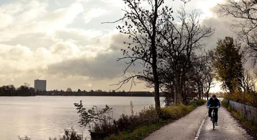 Damhussøen er nu sikret som et åndehul midt i byen.