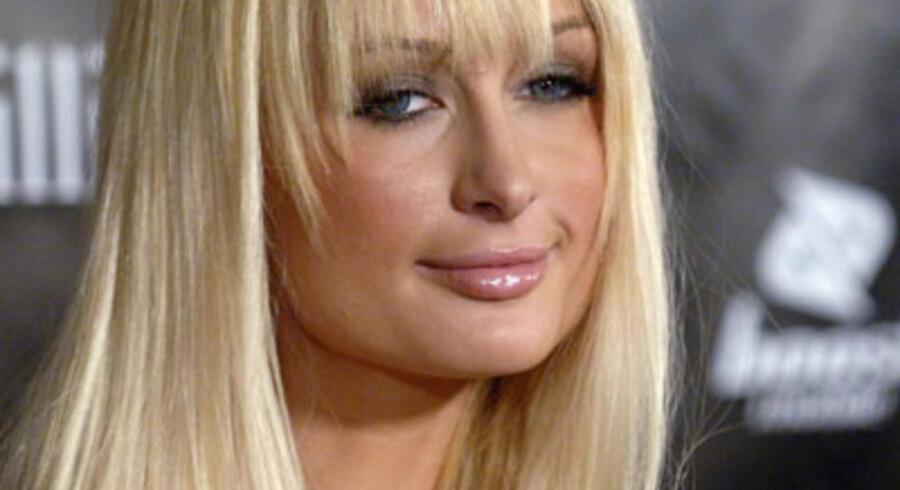 Det er ikke bekræftet, at hun kommer, men når der er fest, plejer Paris Hilton at være fast ingrediens. Foto: Reuters