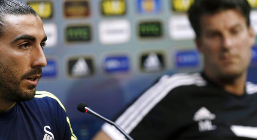 Michael Laudrup henter Chico Flores til Qatar