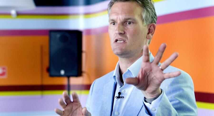 Ulrik Haagerup, nyhedsdirektør på DR.