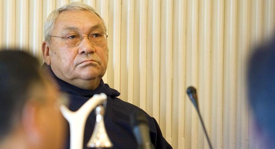 Fangersønnen og præsten Jonathan Motzfeld var formand for Grønlands Landsstyre 1979-91 og 1997-02.