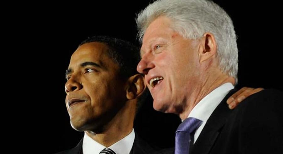 Obama kan måske finde trøst i historien om Bill Clintons nederlag ved midtvejsvalget i 1994. Et nederlag til Obama kan give præsidenten mulighed for at fremstå mere samlende.