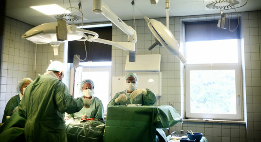 Mod alle odds er ventetiderne på operationer faldet.