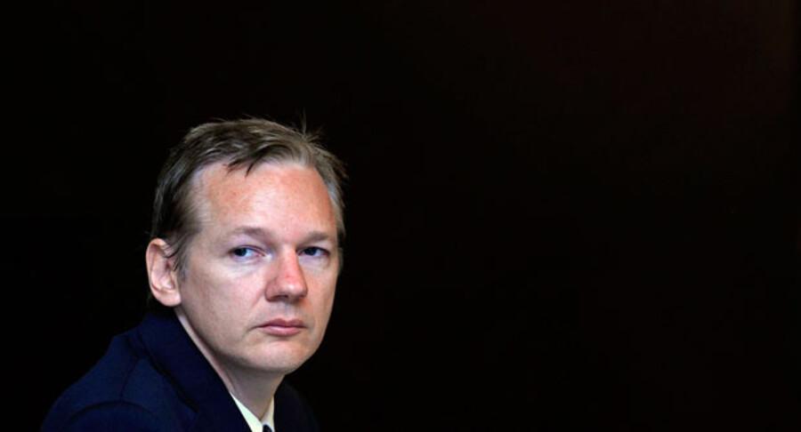 Wikileaks stifter Julian Assange
