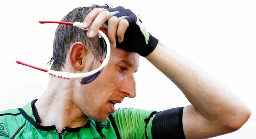 Hollænderen Bauke Mollema skal de næste to år køre Trek Factory Racing-holdet.
