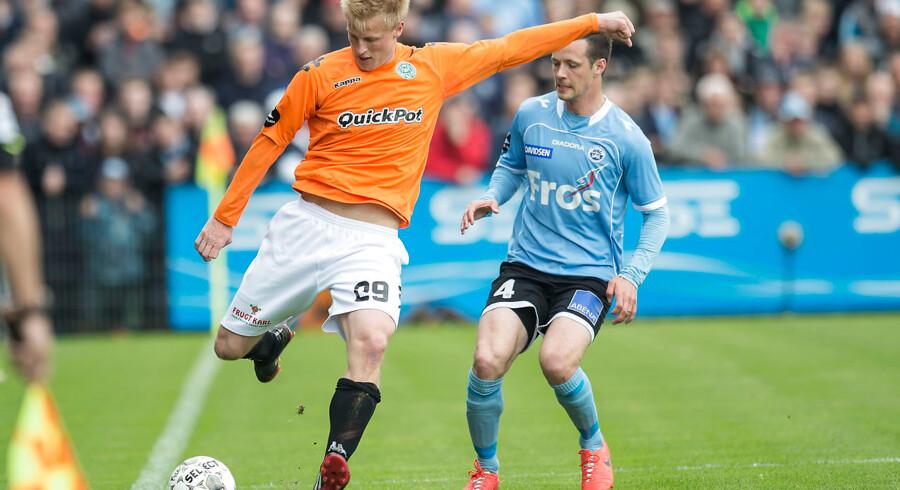 Thomas Dalgaard har fået en treårig aftale i Heerenveen.
