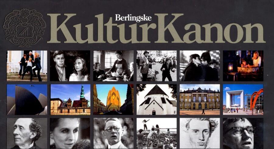 Kanondebatten i 00erne vakte voldsomt røre og resulterede bl.a. i, at Berlingske udgav sin egen kulturkanon. Arkivfoto: Scanpix.
