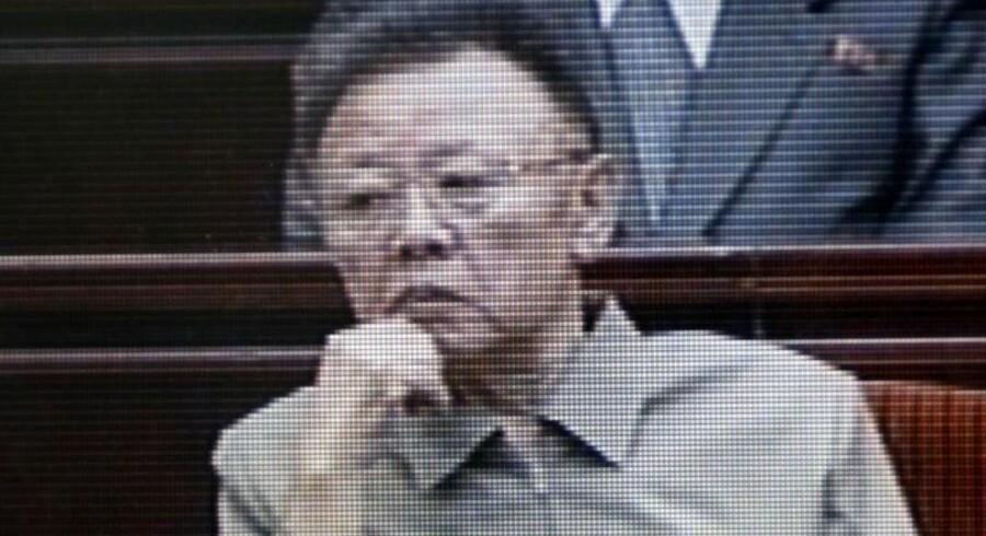 Kim Jong-il er syg, og hans yngste søn forventes at følge ham på diktatorposten i Nordkorea.