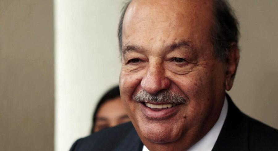 Den mexicanske rigmand Carlos Slim mener, at vi bør skrue lidt ned for tempoet, så vi til gengæld kan holde længere.