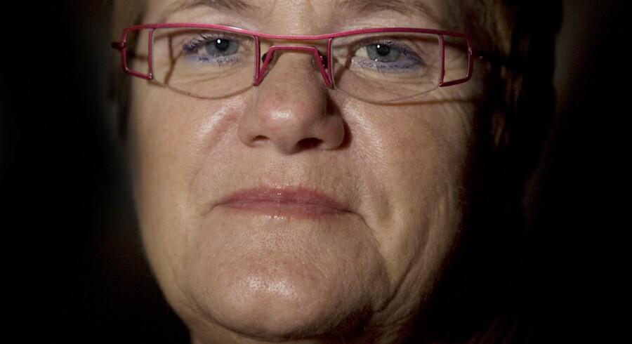 HK/Privats formand, Karin Retvig, efterlyser fokus på det private  område.