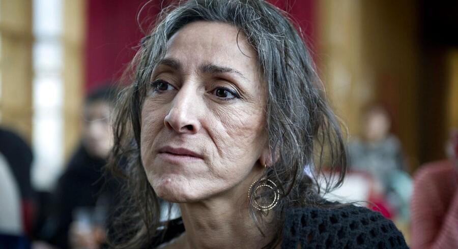 Sexarbejder og talskvinde for Sexarbejdernes Interesseorganisation, Susanne Møller.