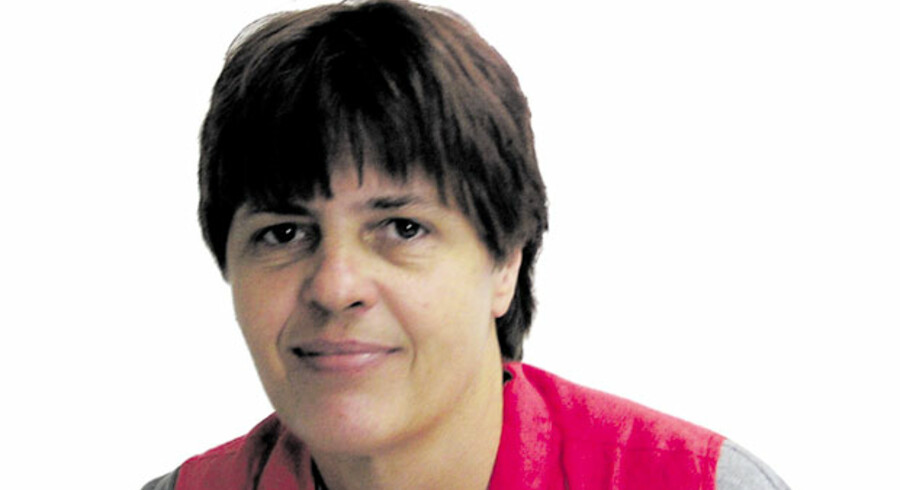 Ingrid Jaradat Gassner, Direktør for Badil, de besatte palæstinensiske områder