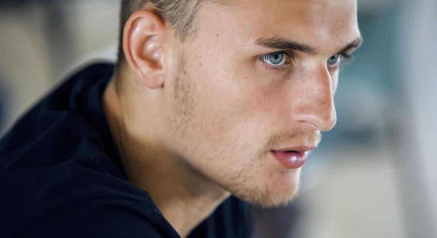 Martin Hansen går på ét år fra at spille 1. division i Danmark til den hollandske Æresdivision