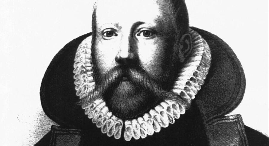 Tycho Brahe var en verdensberømt astronom, men få ved at han tillige var digter.