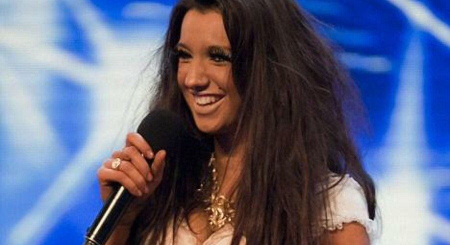 Chloe Victoria fra Wakefield i Englandstiller op til talentprogrammet X Factor for sin datters skyld, siger hun. Hun er prostitueret og er netop gået videre til næste runde.