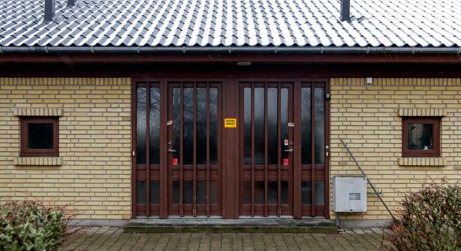 Drabet fandt sted i januar måned i det parcelhus på Konge-Åsen i Skælskør