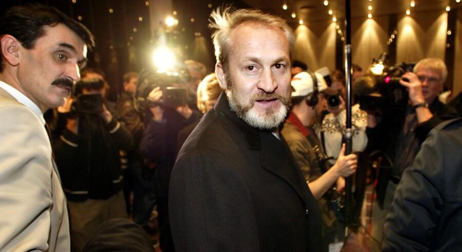 Akhmed Sakajev har tidligere været anholdt i Danmark.