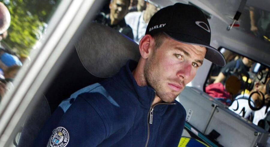 Lars Bak synes det er synd for Mark Cavendish, at han må udgå så tidligt fra årets Tour de France