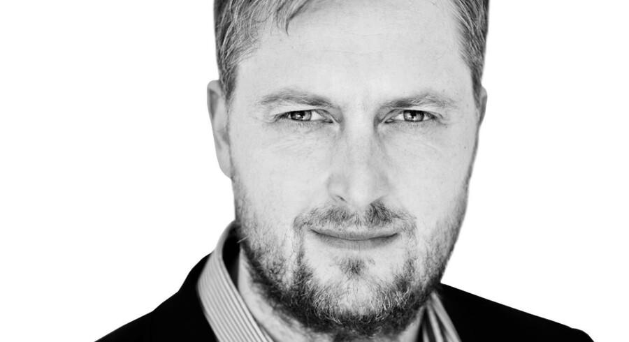 Timme Bisgaard Munk.