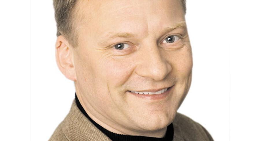 Henrik Stubkjær Generalsekretær Folkekirkens Nødhjælp