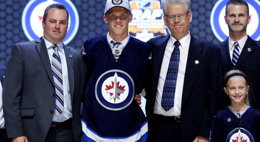 Nikolaj Ehlers i Winnipeg Jets-trøjen er ikke det eneste danske talent, der sigter mod en professionel nordamerikansk karriere.